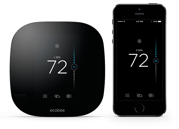 In El Paso, Longhorn Maintenance Heating & Cooling is your source for ecobee thermostat installations