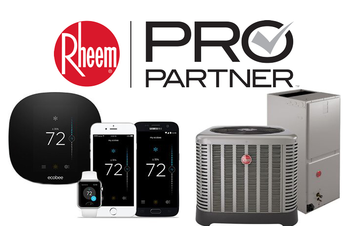 Rheem & Ecobee: A Perfect Pairing