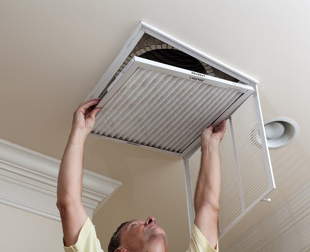 Change your filter regularly and enjoy more comfort, cleaner air and a longer lasting HVAC system.